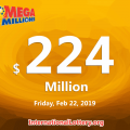 Rolling balls push the Mega Millions jackpot to $224 million