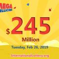Mega Millions results for 19/02/22: Jackpot up to $245 million