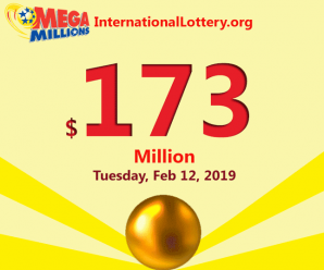 Two man from PA and TX won $1 million, Mega Millions jackpot stands at $173 million