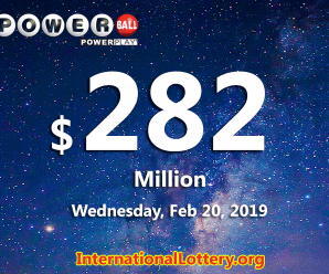 Jackpot climbs to $282 million; Powerball is getting hotter