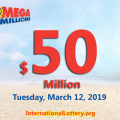 Mega Millions is now up to $50 million for Tuesday's drawing