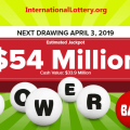 Powerball jackpot now is $54 million: no winner of jackpot