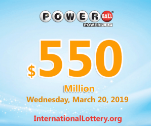 Powerball jackpot surges to $550 million: The best time to try your luck