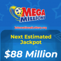 No Mega Millions Winner, Jackpot Jumps to $88 Million
