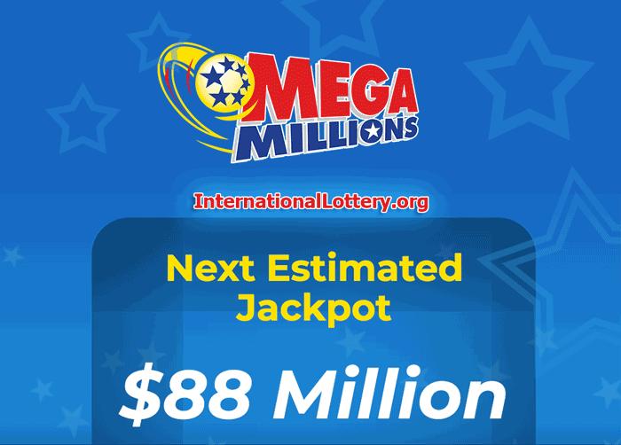 Winning numbers drawn in 'Mega Millions' game
