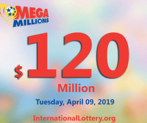 No winner of jackpot and 2 new millionaires on 05.Apr with Mega Millions