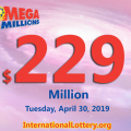 Mega Millions heats up; Jackpot grows to $229 million
