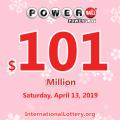 No jackpot winner, Powerball jackpot hits $101 million