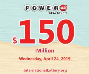 Nobody won jackpot; Powerball climbs to $150 million
