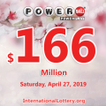 Power Play 5X appeared – Powerball raises to $166 million