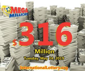 One man got $1 million; Mega Millions jackpot is still waiting its owner