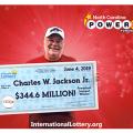 Carolina man won the $350 million Powerball jackpot