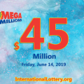 One ticket got $3,000,000, Mega Millions jackpot raises to $45 million