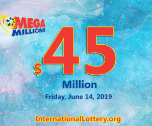 One ticket got $3,000,000, Mega Millions jackpot raises to $45 million
