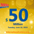 One Connecticut player won $2 million Mega Millions on June 14, 2019