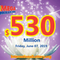Many big prizes appeared, Mega Millions jackpot swells to $530 million