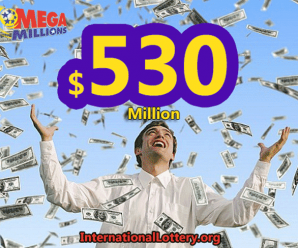 New $530 million Mega Millions jackpot owner comes from California