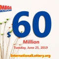 Two man won a million prizes of Mega Million on June 21, 2019