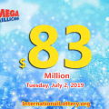 Mega Millions results for 19/06/28: Jackpot stands at $83 million