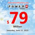 No jackpot winner, Powerball jackpot increases to $79 million