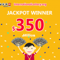 One North Carolina man won the $350 million Powerball jackpot