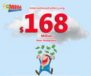 $168 million Mega Millionsjackpot found the owner