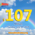 No winner, Mega Millions jackpot jumps to $107 million