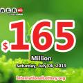Powerball jackpot now is $165 million: One new winner of $2 million