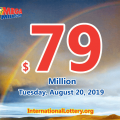 No Mega Millions winner; Friday jackpot stands at $79 million
