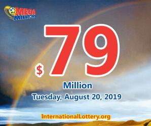 No Mega Millions winner; Friday jackpot stands at $79 million