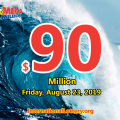 One new millionaire; Mega Millions jackpot raises to $90 million