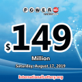 Now, $149 million Powerball is the biggest jackpot in the world