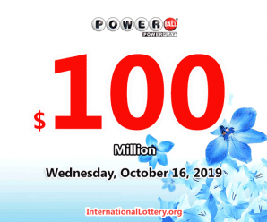 Powerball results for 19/10/12: Jackpot is up to $100 million
