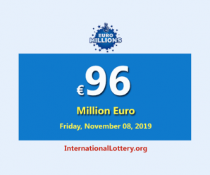 EuroMillions Lotteryis the second-largest jackpot in the world with €96 million euro