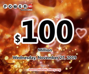 Powerball results of 23 November 2019: Jackpot raises to $100 million