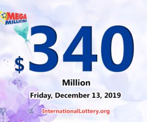 Two new millionaires; Mega Millions jackpot jumps to $340 million