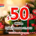 Mega Millions results: the wonder of Christmas, next jackpot raises to $50 million