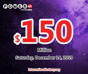 Powerball results for 2019/12/11: Jackpot is $150 million