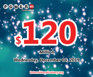 Powerball results for 19/11/30: Jackpot is $120 million