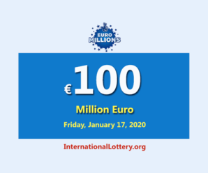€100 million of EuroMillions willcontinue looking for its owner
