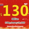 Florida player won $1 million with Mega Millions; Jackpot raises to $130 million