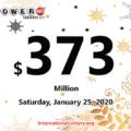 Who will win the next $373 million Powerball jackpot?