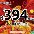 $394 million lottery found the owner – The first Powerball jackpot of 2020 exploded