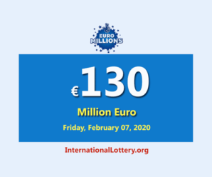 EuroMillions Lotteryis the second-biggest jackpot in the world with €130 million euro