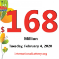 Four players won million dollars with Mega Millions on January 31, 2020