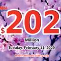Three players won $7 million with Mega Millions on Feb 07, 2020