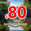 $1 million of Powerball belonged to New York player on Feb 26, 2020