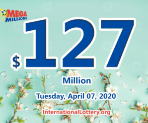 Mega Millions keeps rolling; Jackpot raises to $127 million