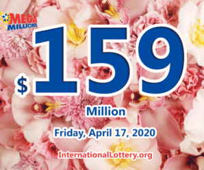 Who will win the next $159 million Mega Millions jackpot on April 17, 2020