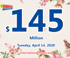 Results of April 10, 2020: Mega Millions jackpot raises to $145 million